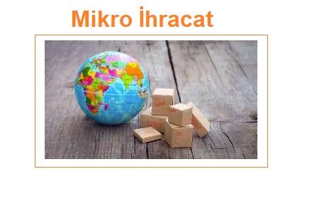Mikro İhracatçıya Vergi Avantajı Başladı